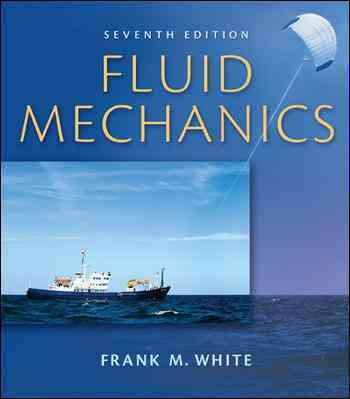 McGraw-Hill Science/Engineering/Math Fluid Mechanics [With DVD] (7th Edition) by White, Frank M. [Hardcover] at Sears.com