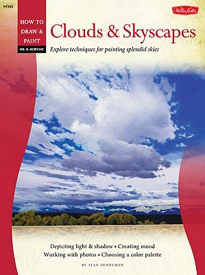 Clouds & Skyscapes By Sonneman, Alan